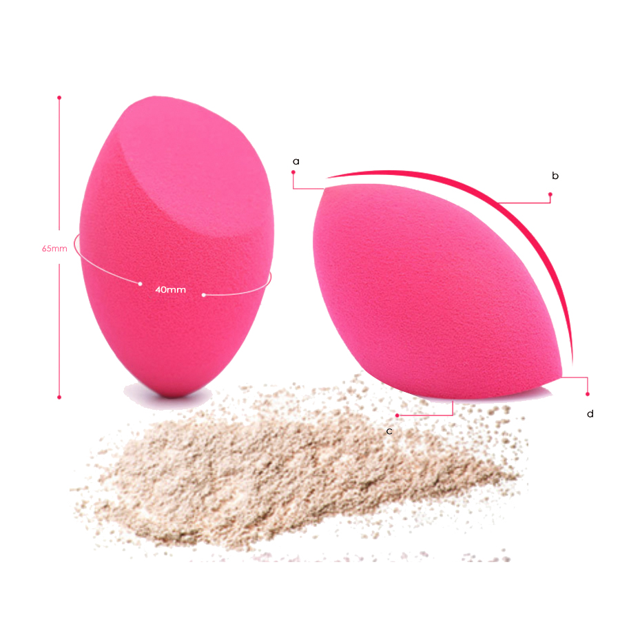 PF15634# Makeup Sponge Application Latex-free